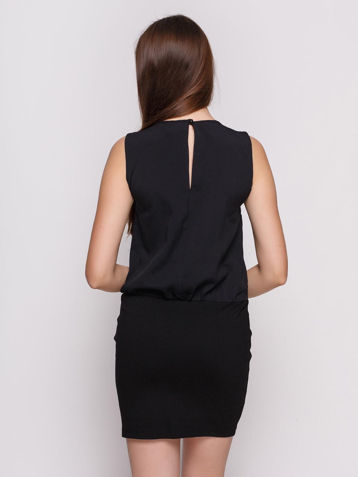 Платье черное | 4632613 | фото 2