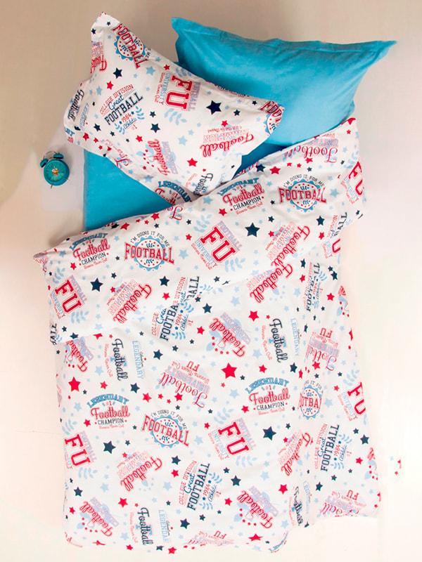 Комплект постельного белья подростковый | 4679468