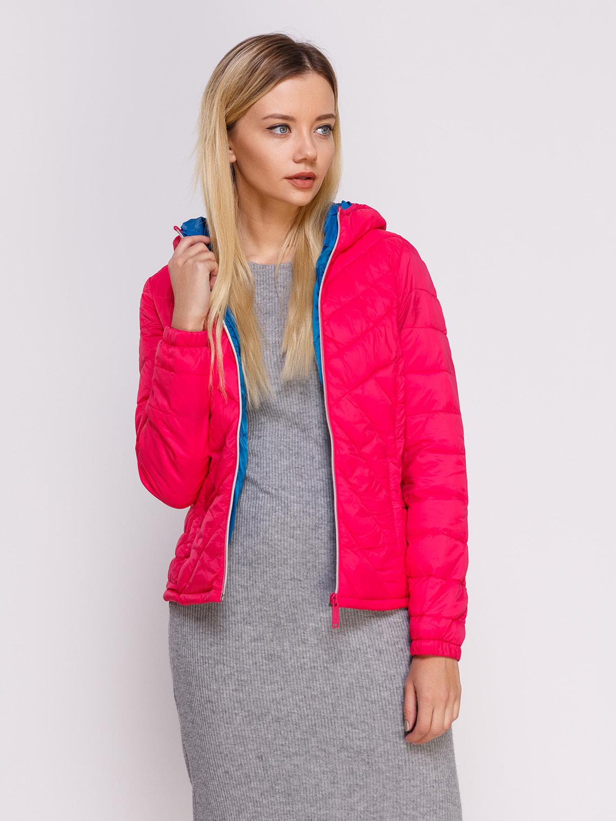 Куртка розовая   4626898