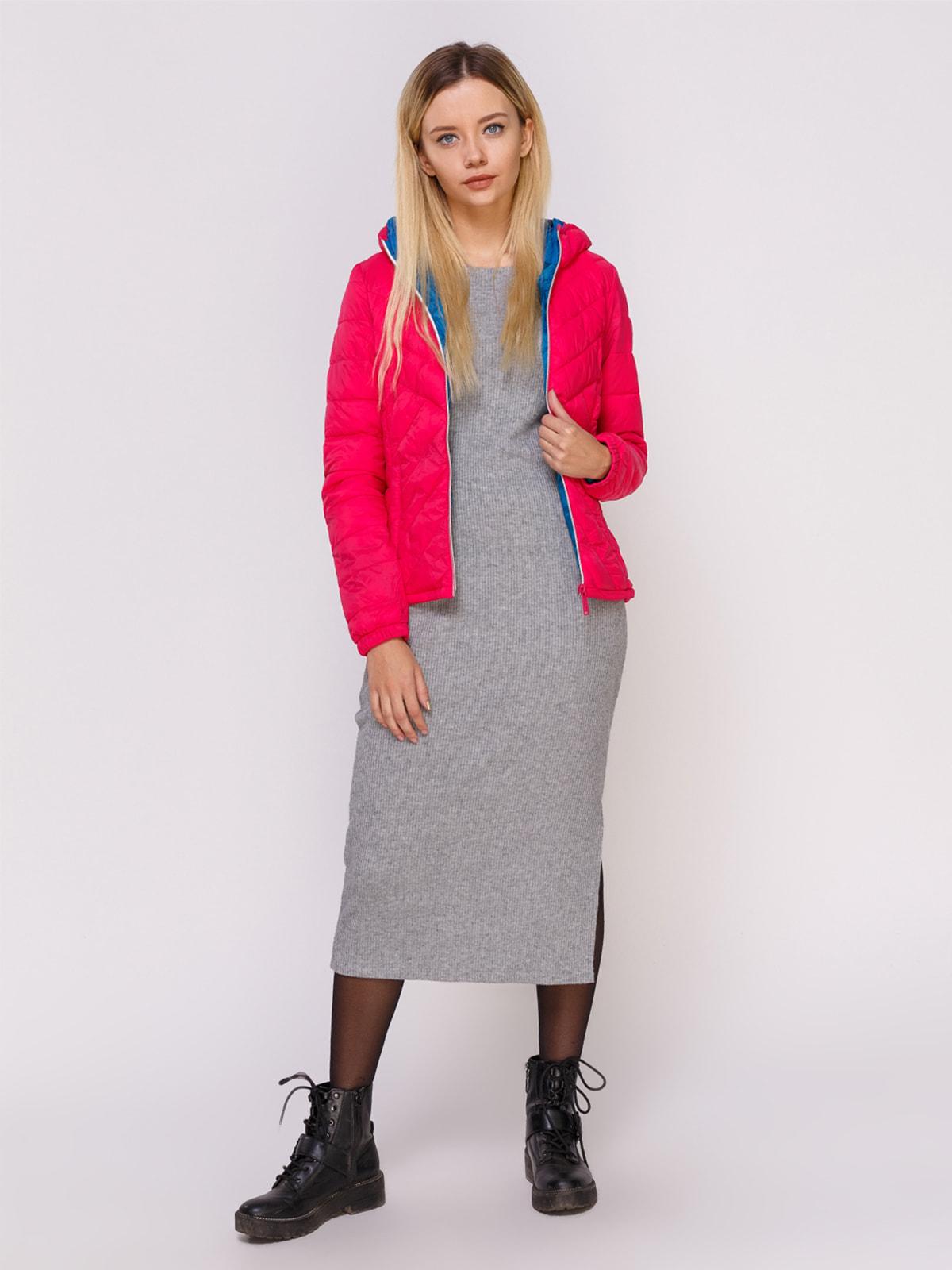 Куртка рожева   4626898   фото 2