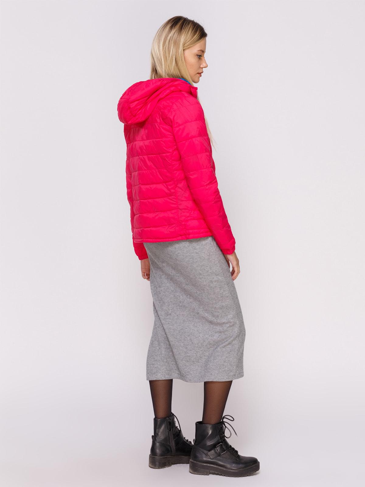 Куртка рожева   4626898   фото 3