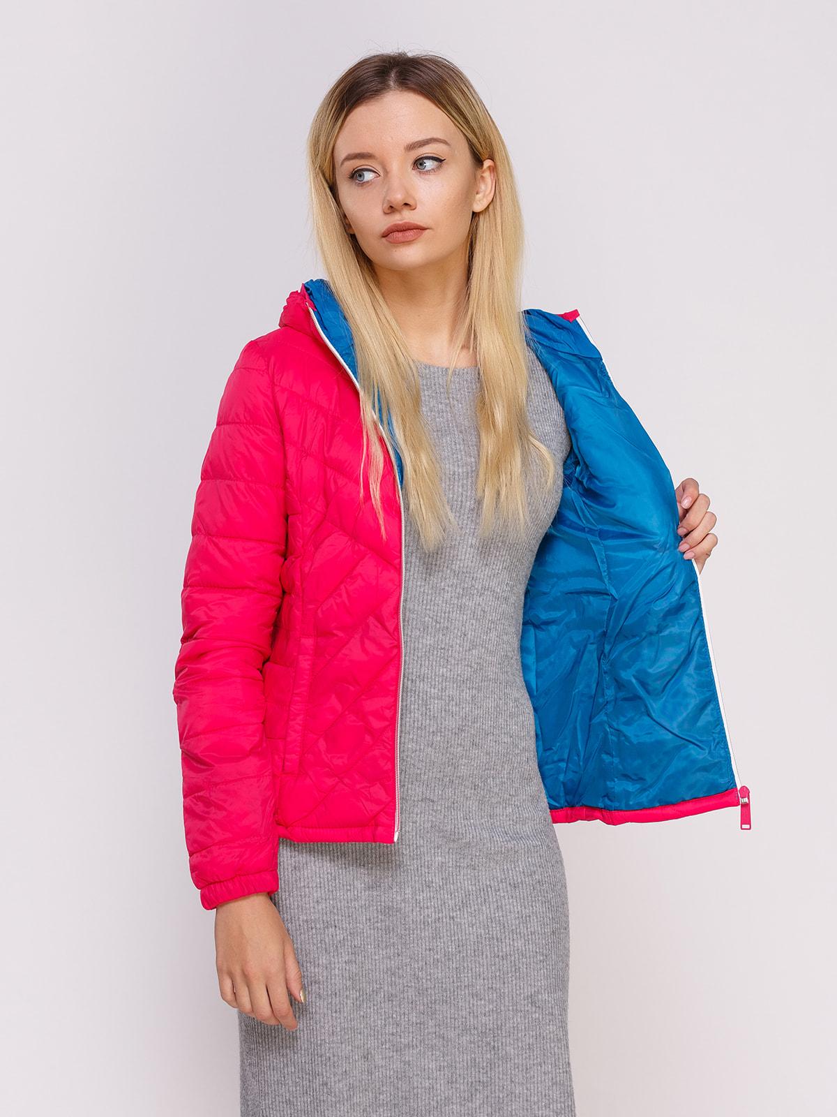 Куртка рожева   4626898   фото 4