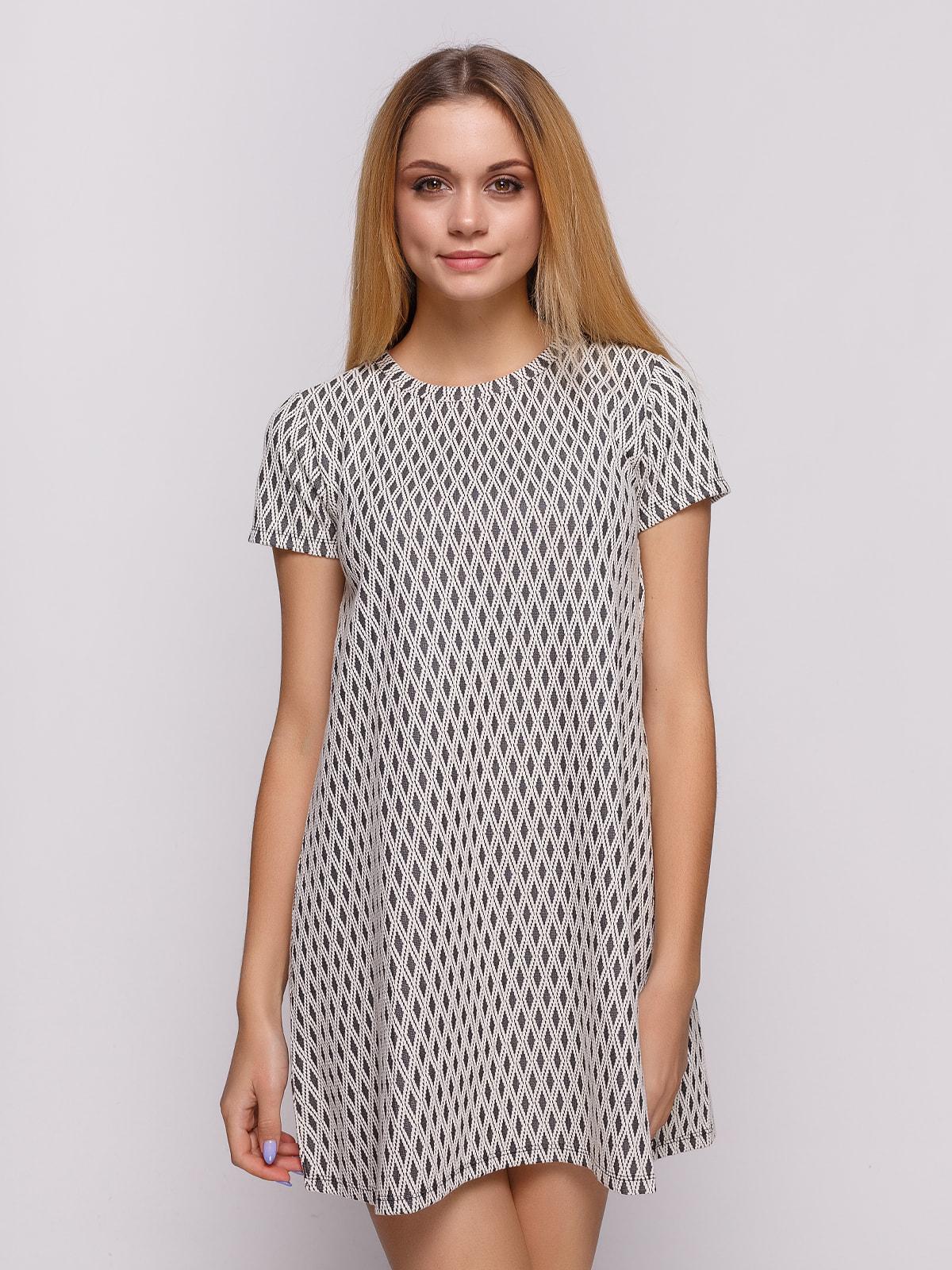 Сукня в ромби   4625640