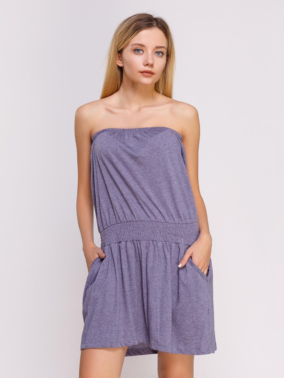 Сукня синя | 4641015
