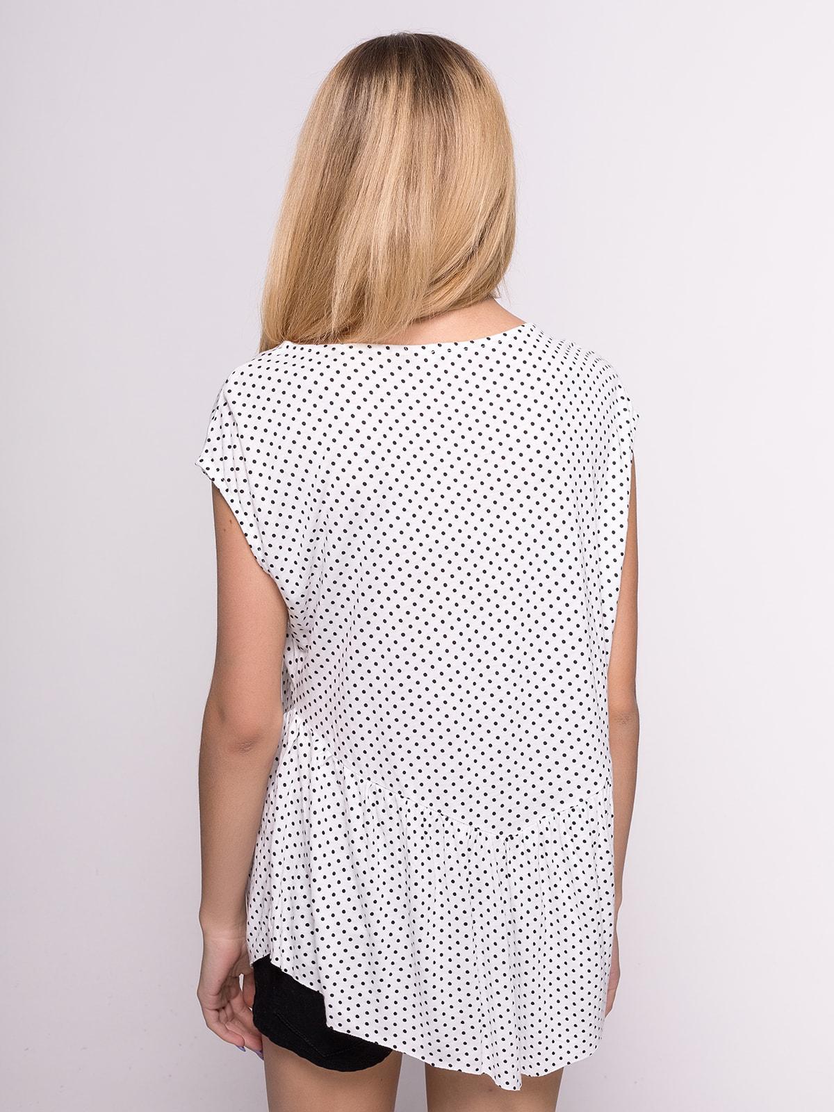 Блуза белая   4630607   фото 2