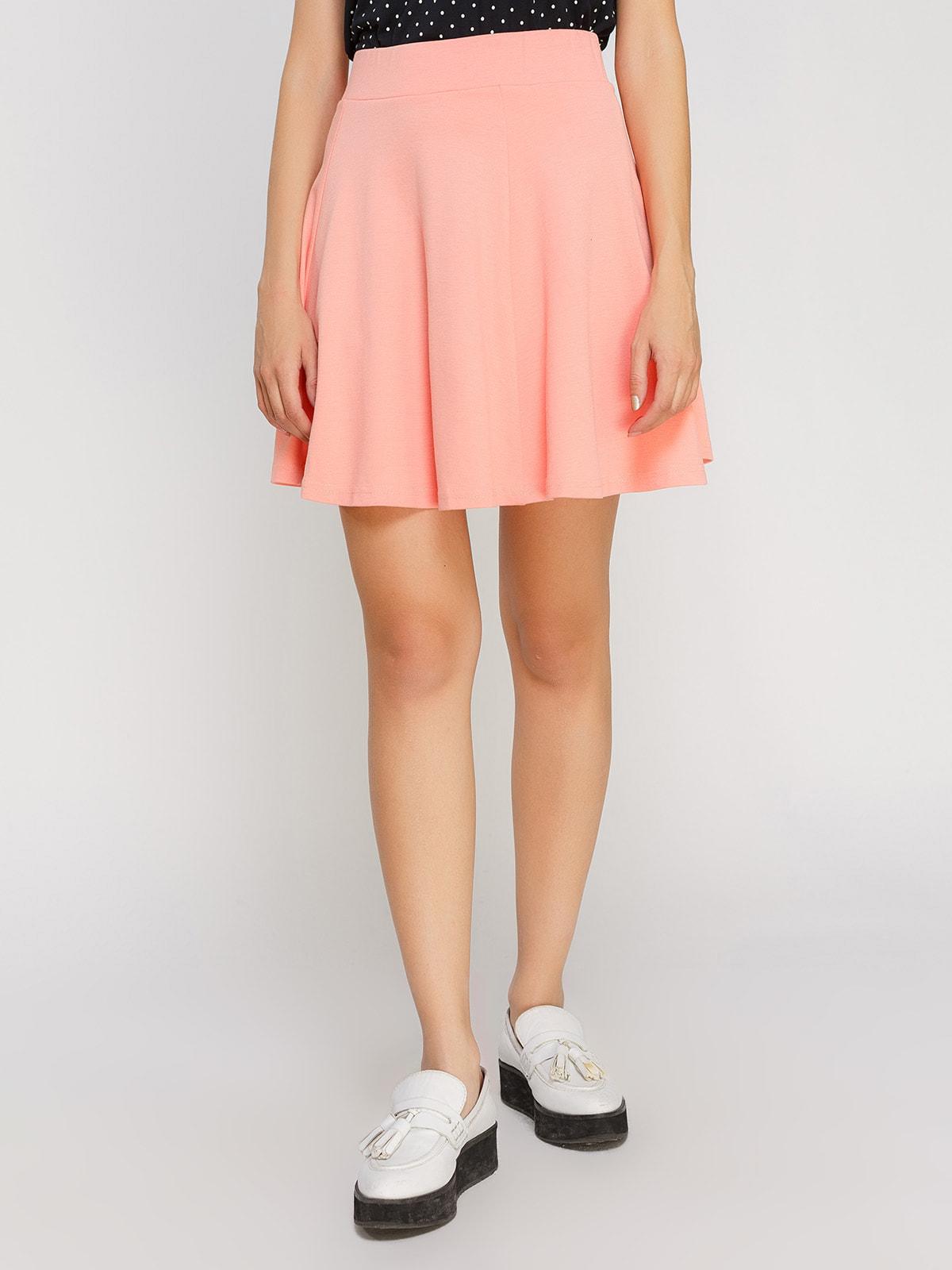 Юбка персикового цвета | 4634549