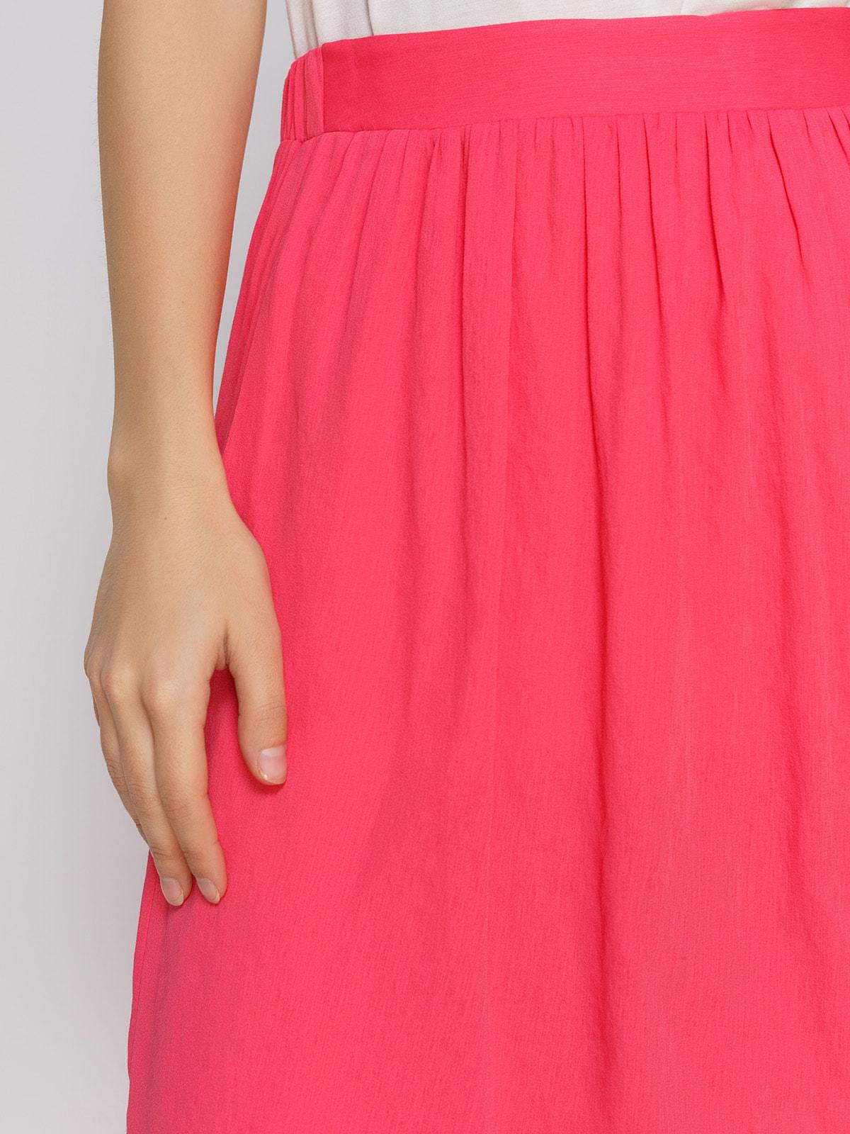 Юбка розовая | 4631044 | фото 4