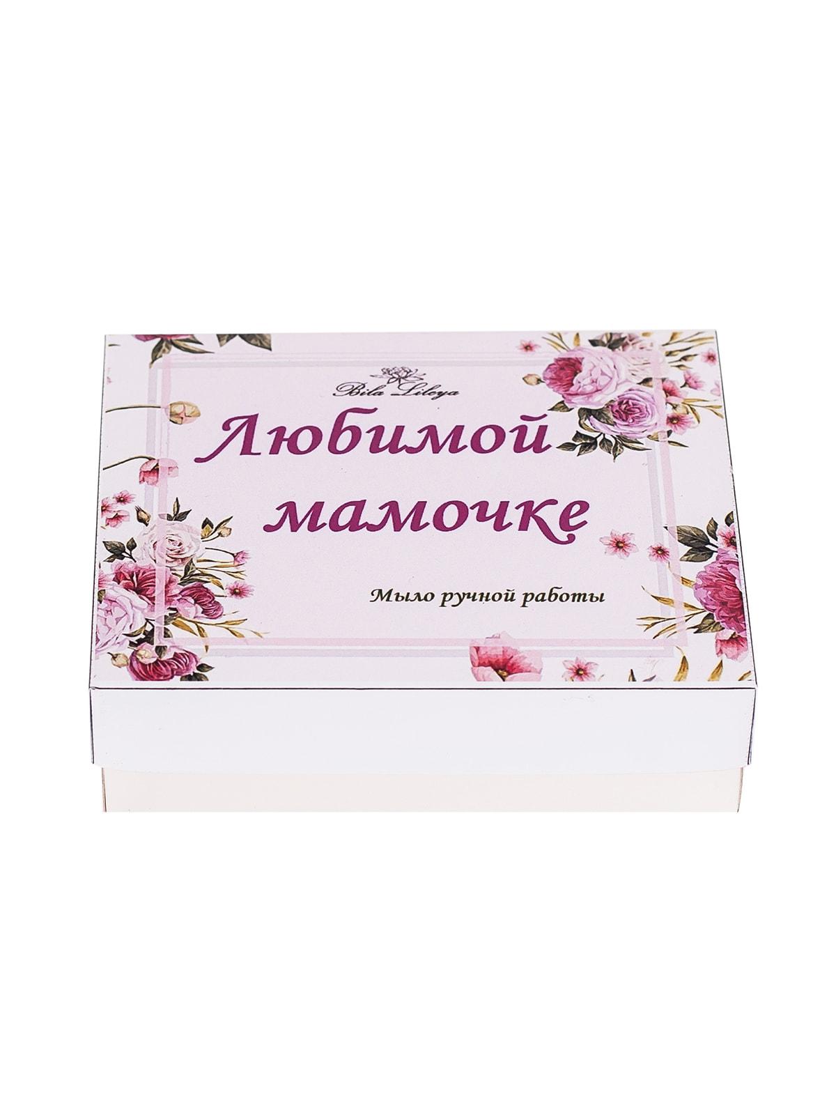 Мило ручної роботи в коробці «Улюбленій матусі» (90 г)   2957316