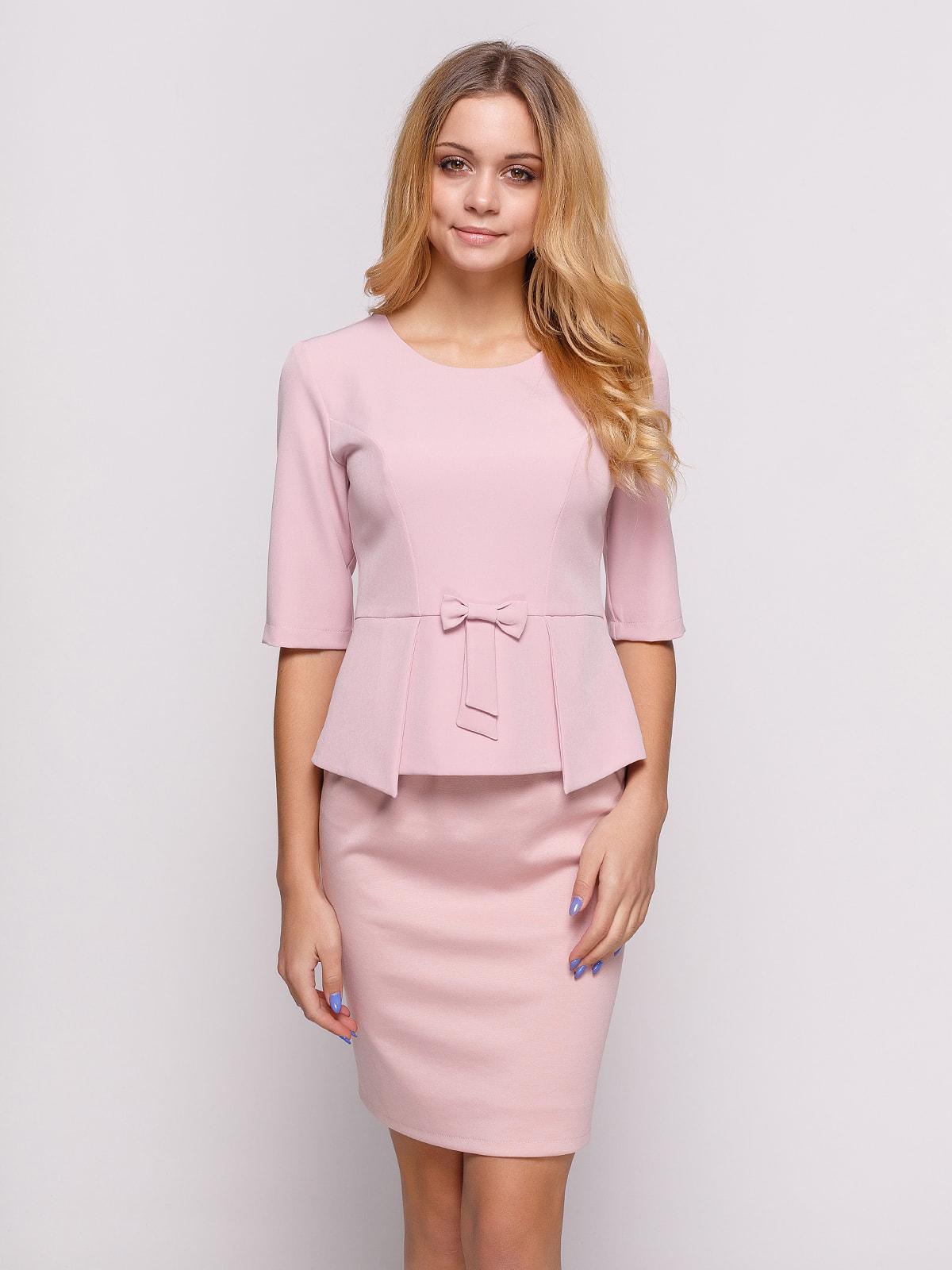 Блуза розовая | 4673290