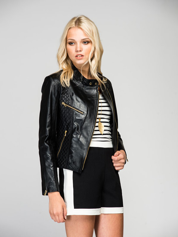 Куртка чорна | 4686725 | фото 2