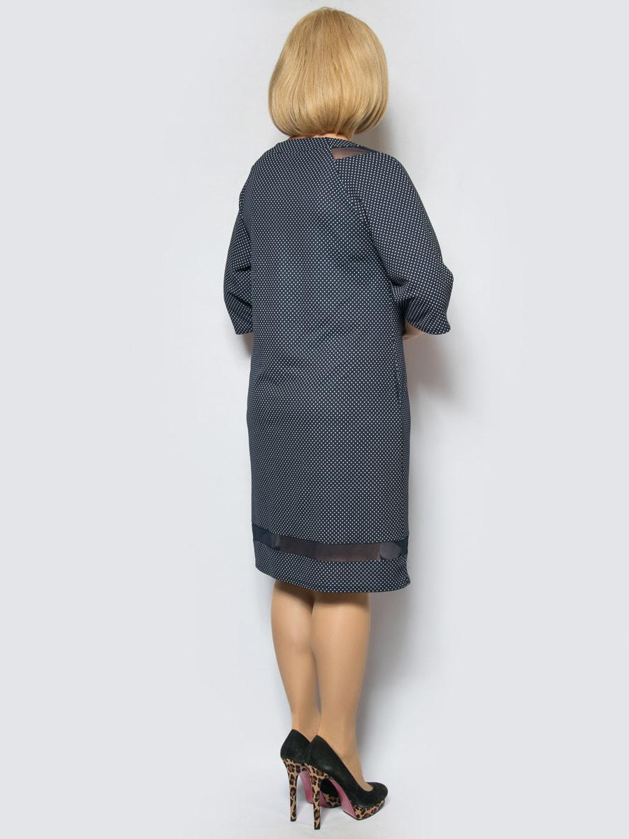 Платье темно-синее | 4688730 | фото 2