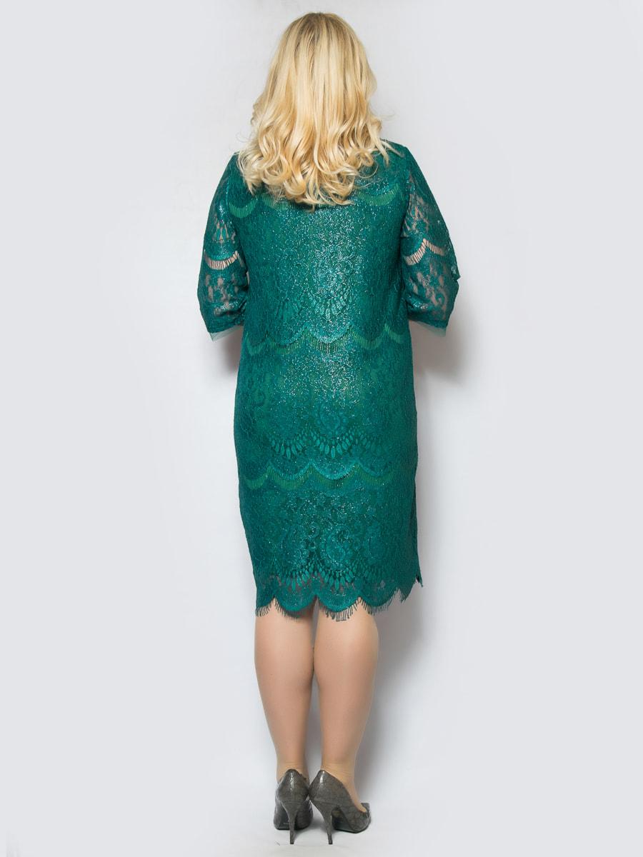 Платье зеленое | 4688734 | фото 2