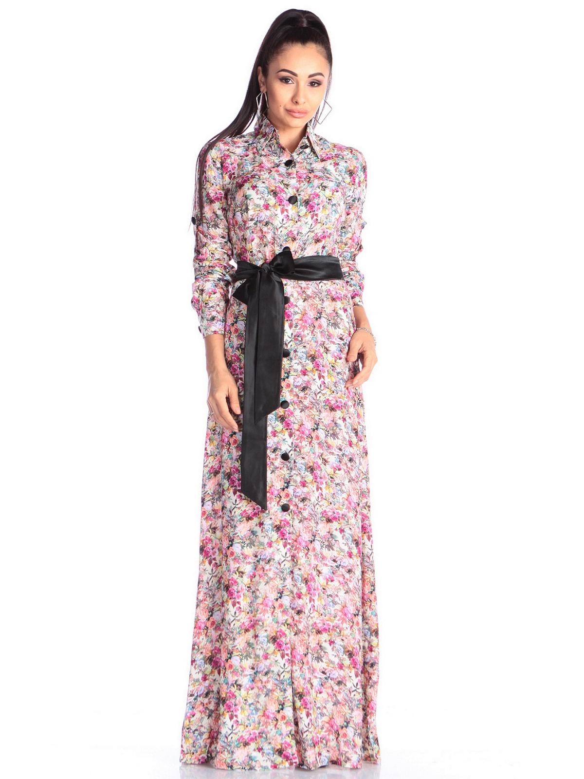 Сукня в квітковий принт | 4690455