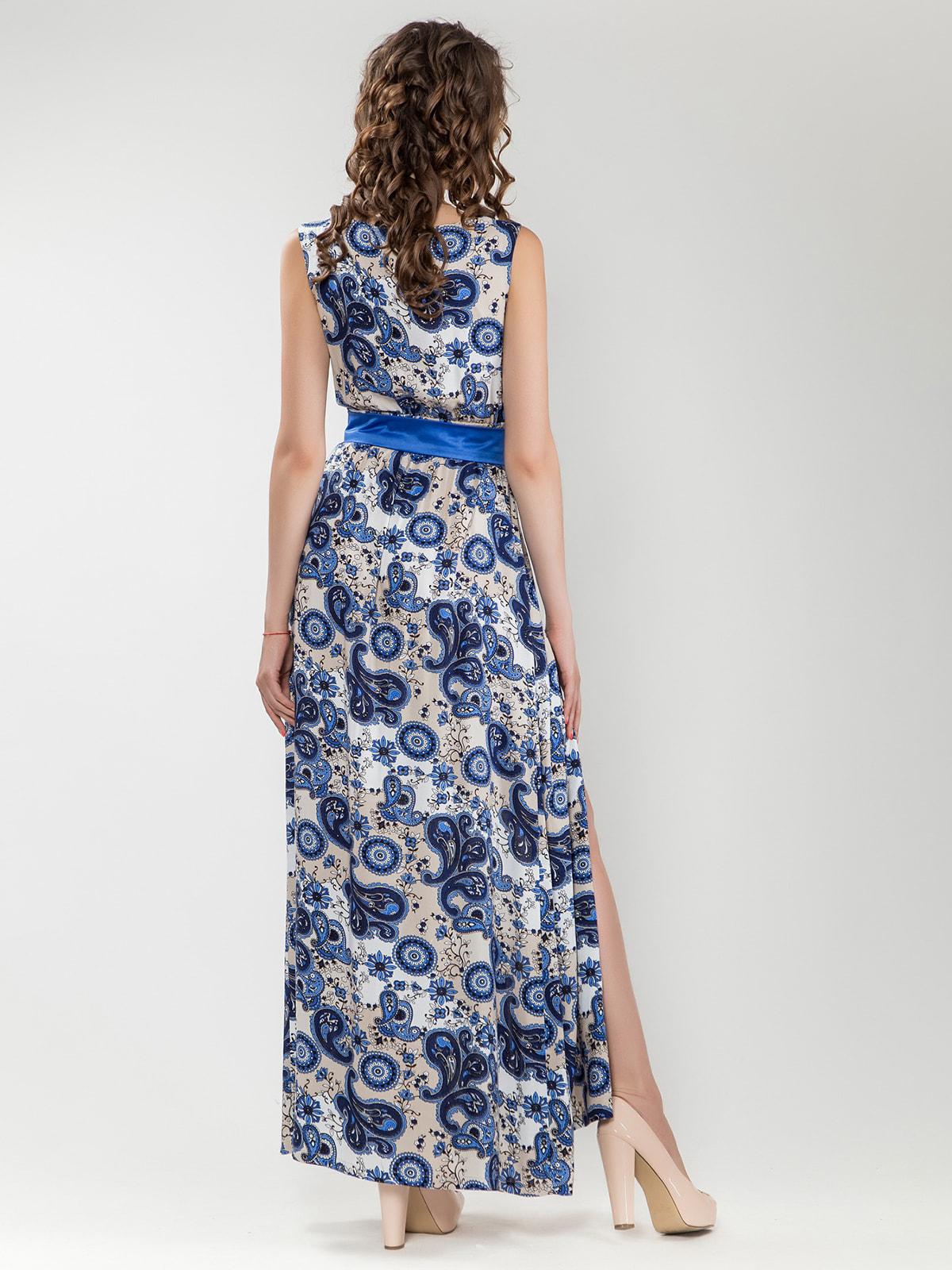 Платье в принт   4690470   фото 3