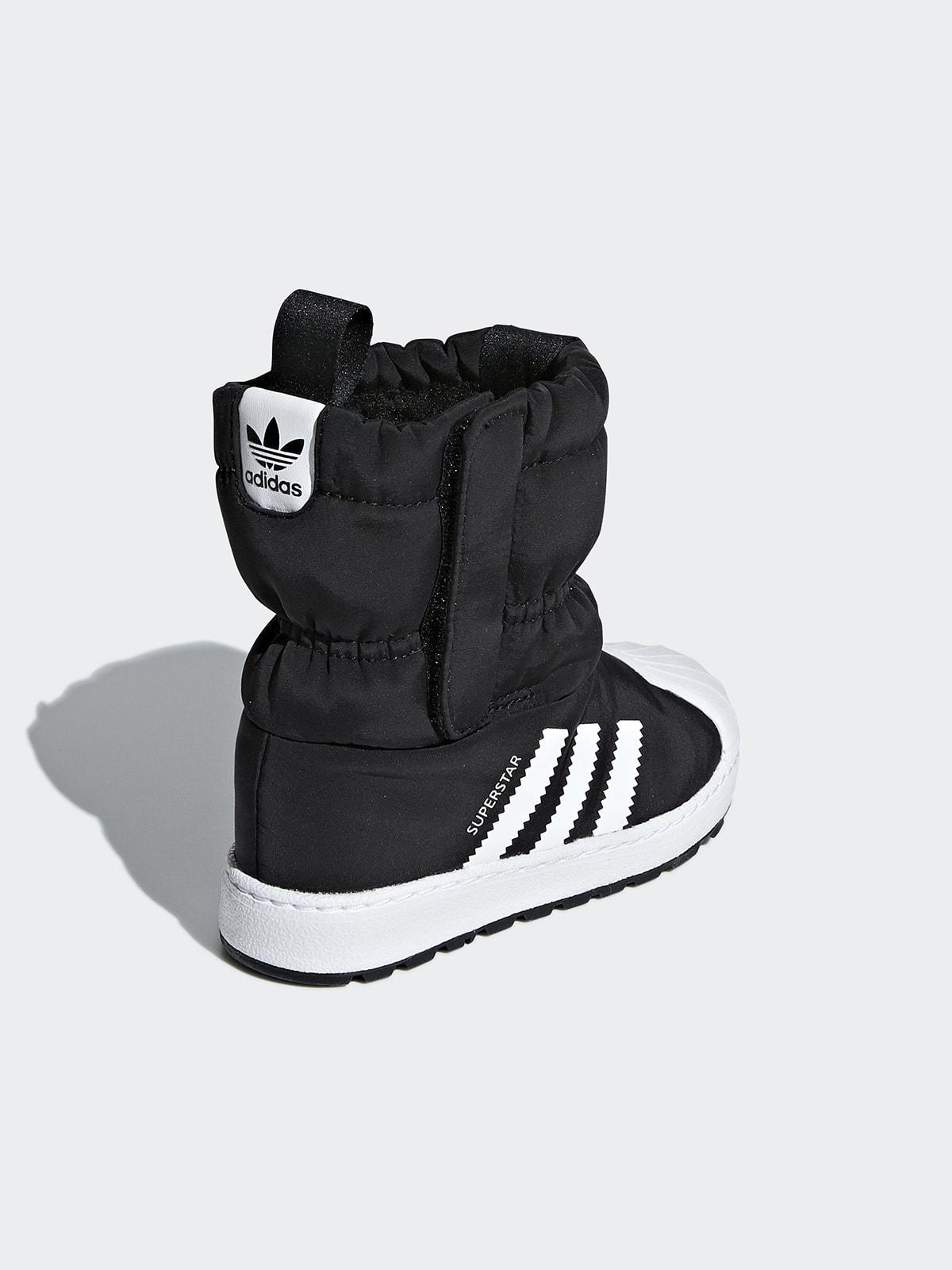 Ботинки черные | 4603682 | фото 5