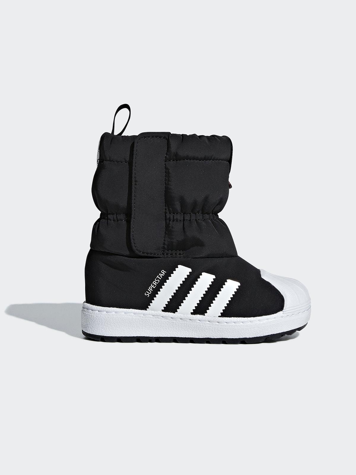 Ботинки черные | 4603682