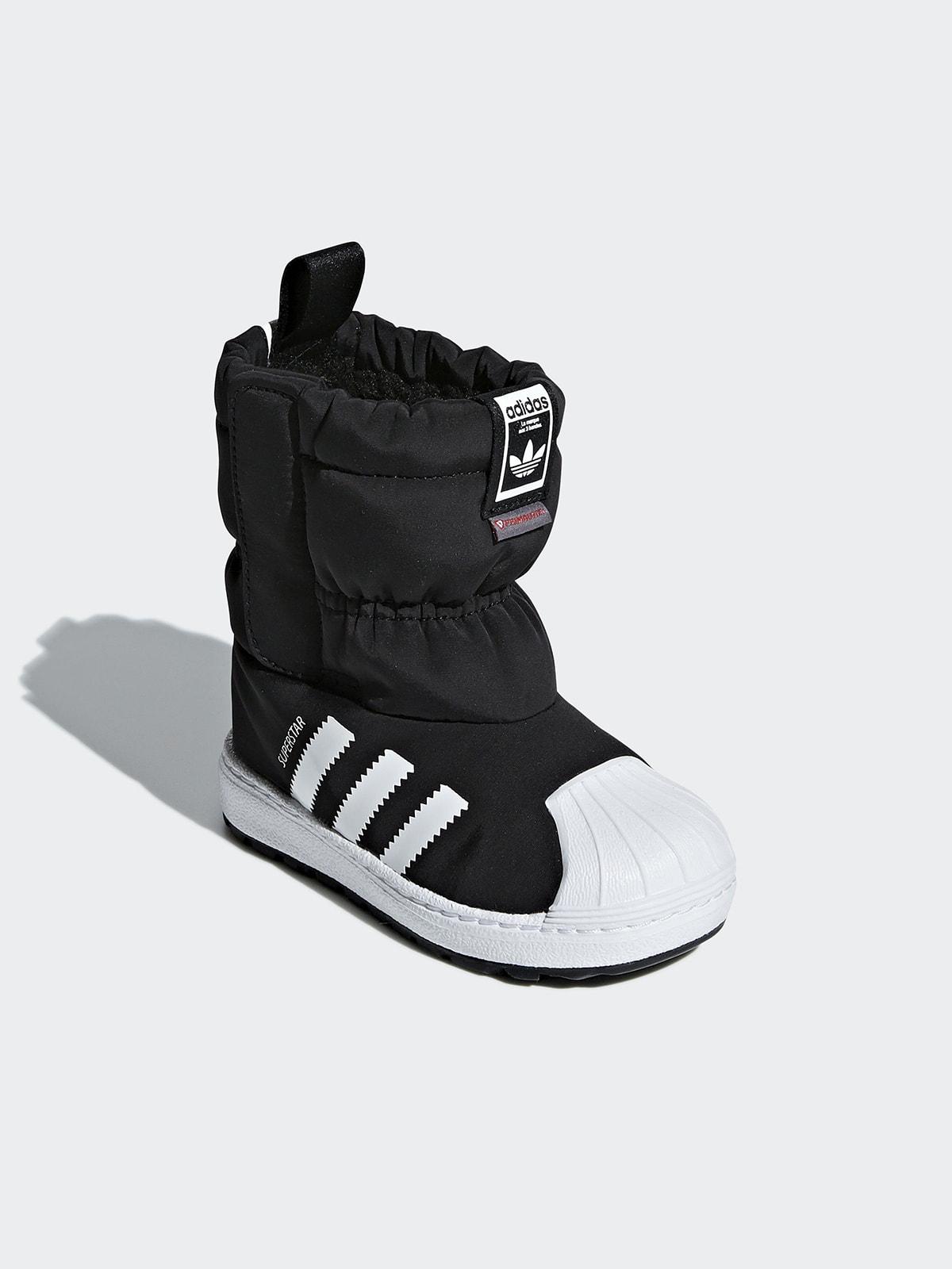 Ботинки черные | 4603682 | фото 4