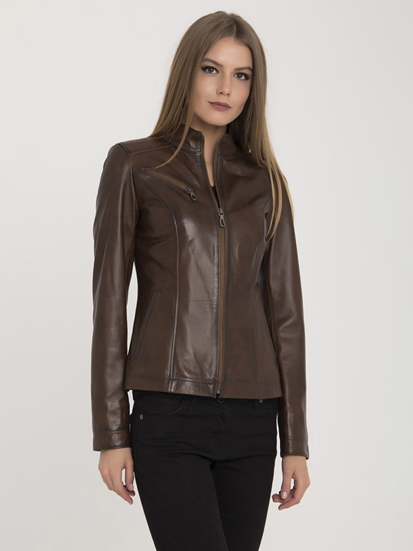 Куртка коричневая | 4692790 | фото 2