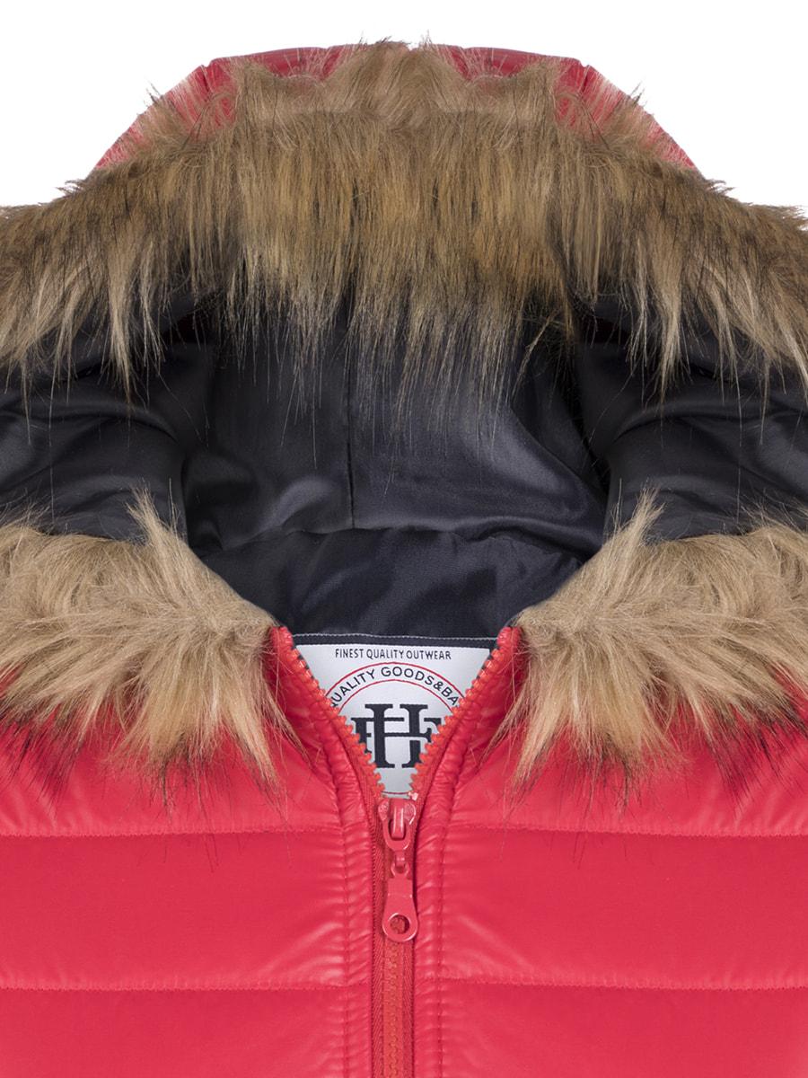 Куртка червона | 4692148 | фото 2