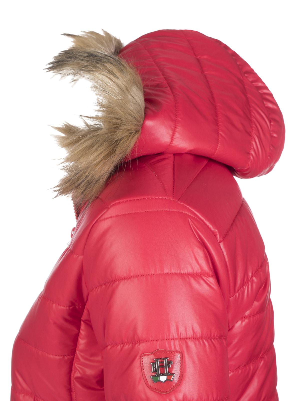 Куртка червона | 4692148 | фото 3