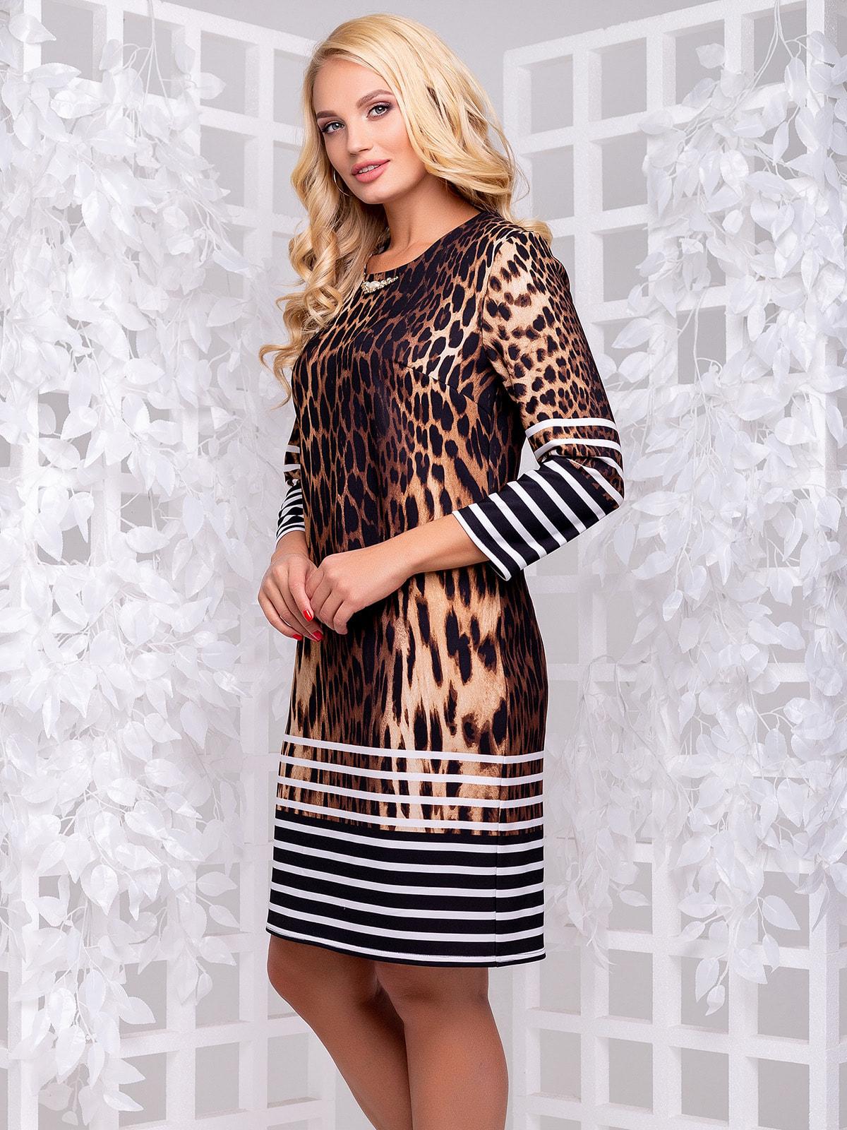 Сукня коричнева   4692489   фото 3