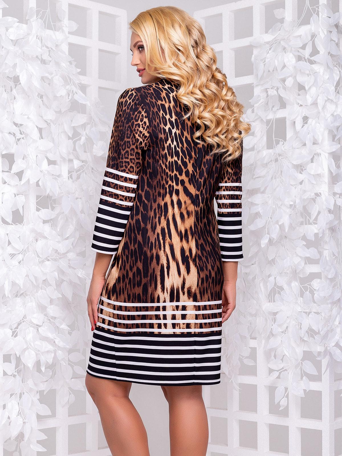 Сукня коричнева   4692489   фото 4