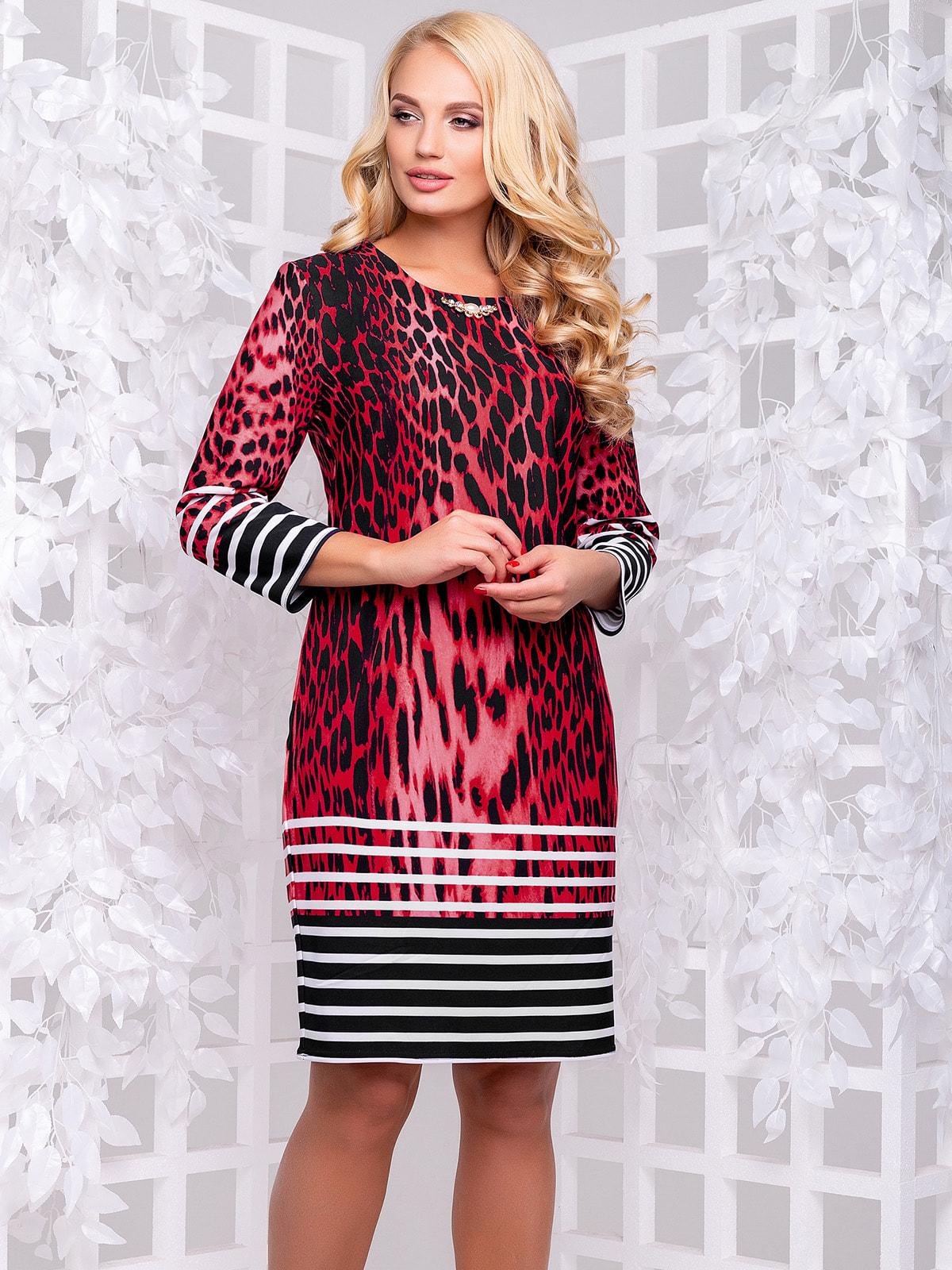 Платье красное | 4692491