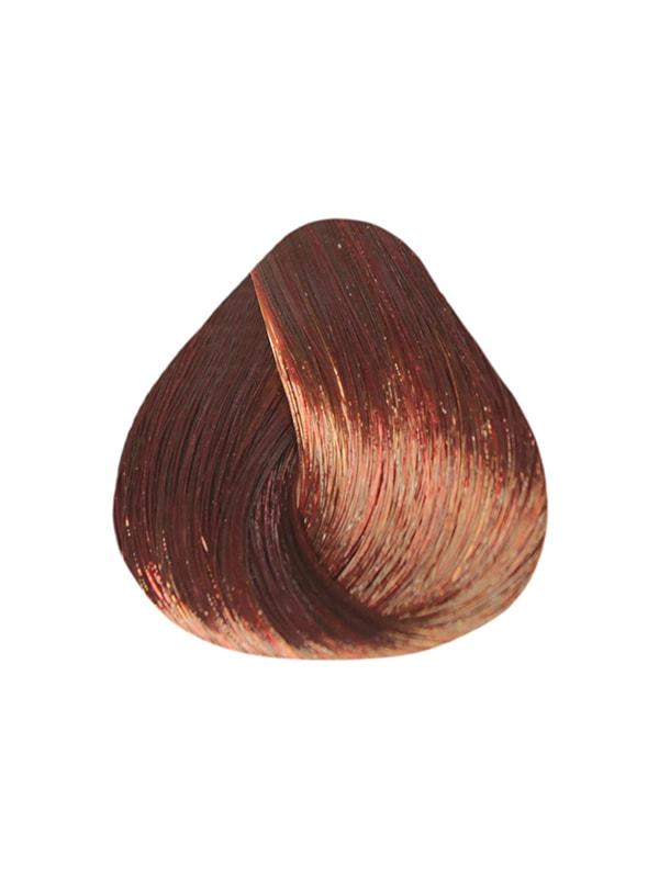 Краска-уход De Luxe — светлый шатен красный для седины (60 мл)   4693674