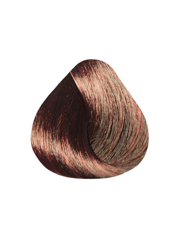 Краска-уход De Luxe — светлый шатен фиолетово-коричневый (60 мл) | 4693677