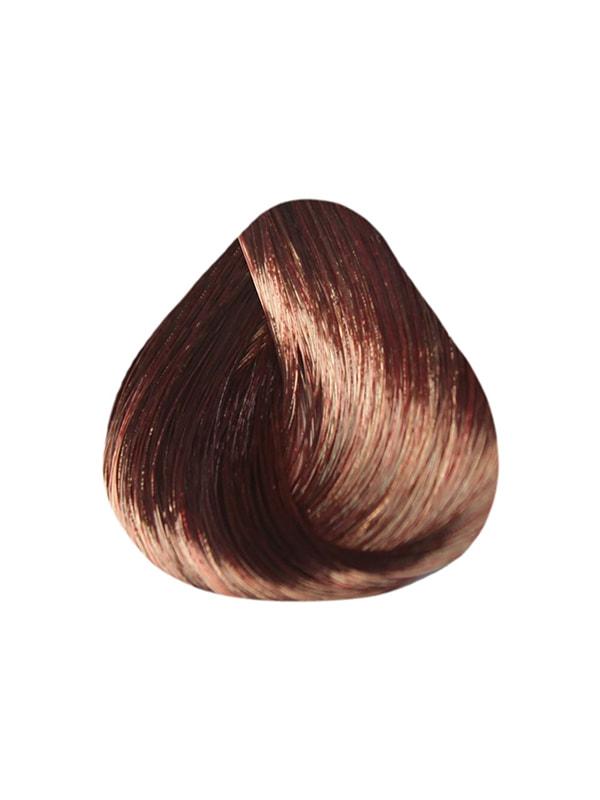 Краска-уход De Luxe — темно-русый фиолетово-коричневый (60 мл) | 4693696