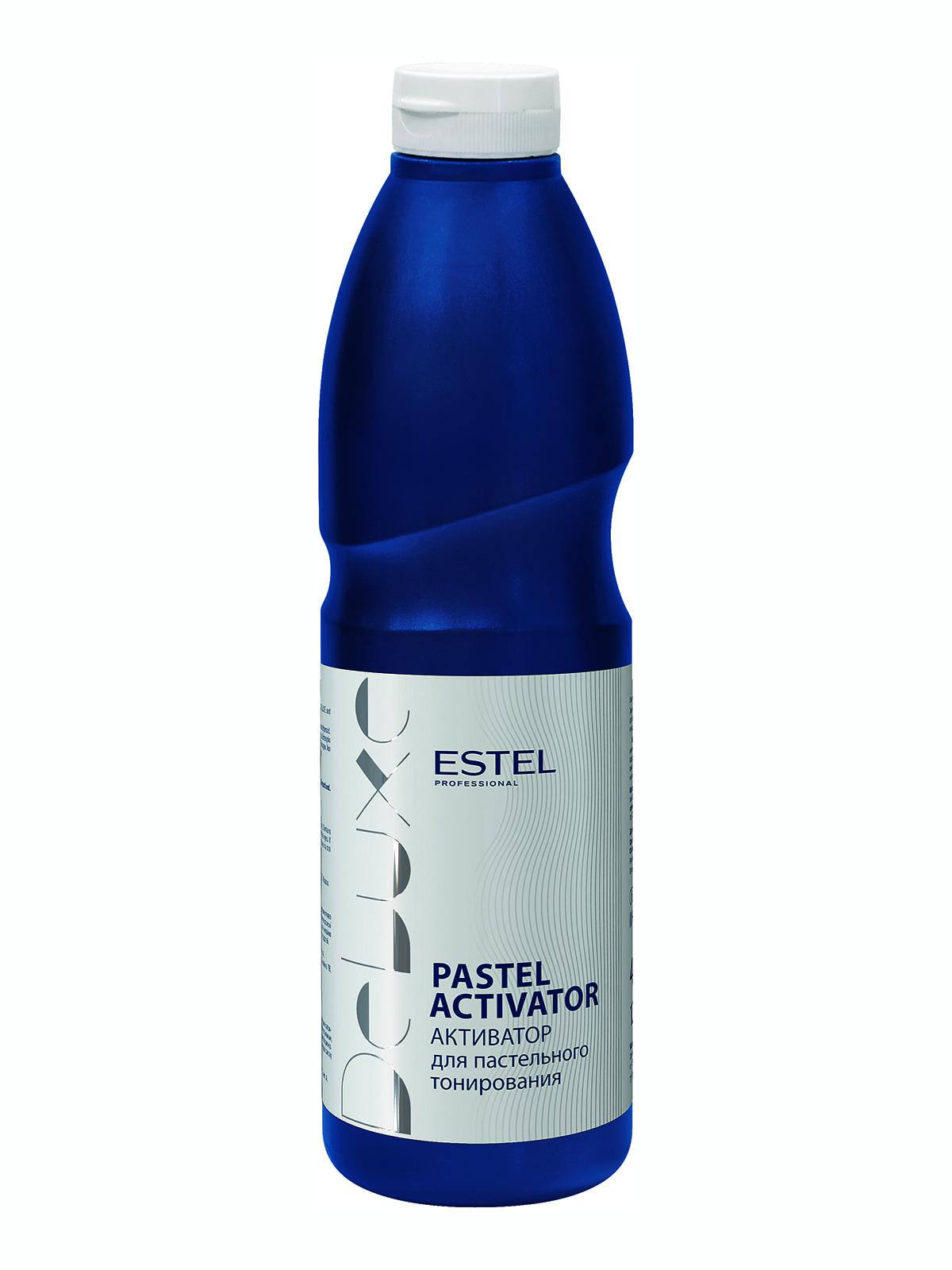 Активатор De Luxe 1,5 % для пастельного тонирования (900 мл)   4693889