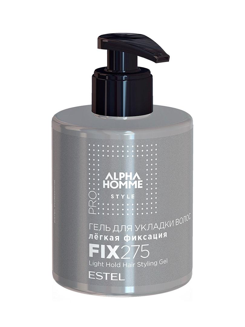 Гель для укладки волос — легкая фиксация Alpha Homme Pro (275 мл)   4693924
