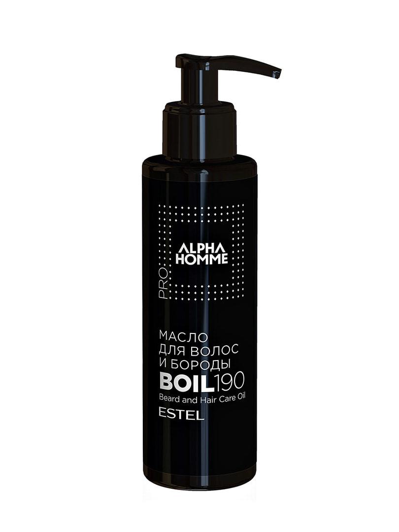 Масло для волос и бороды Alpha Homme Rro (190 мл)   4693934