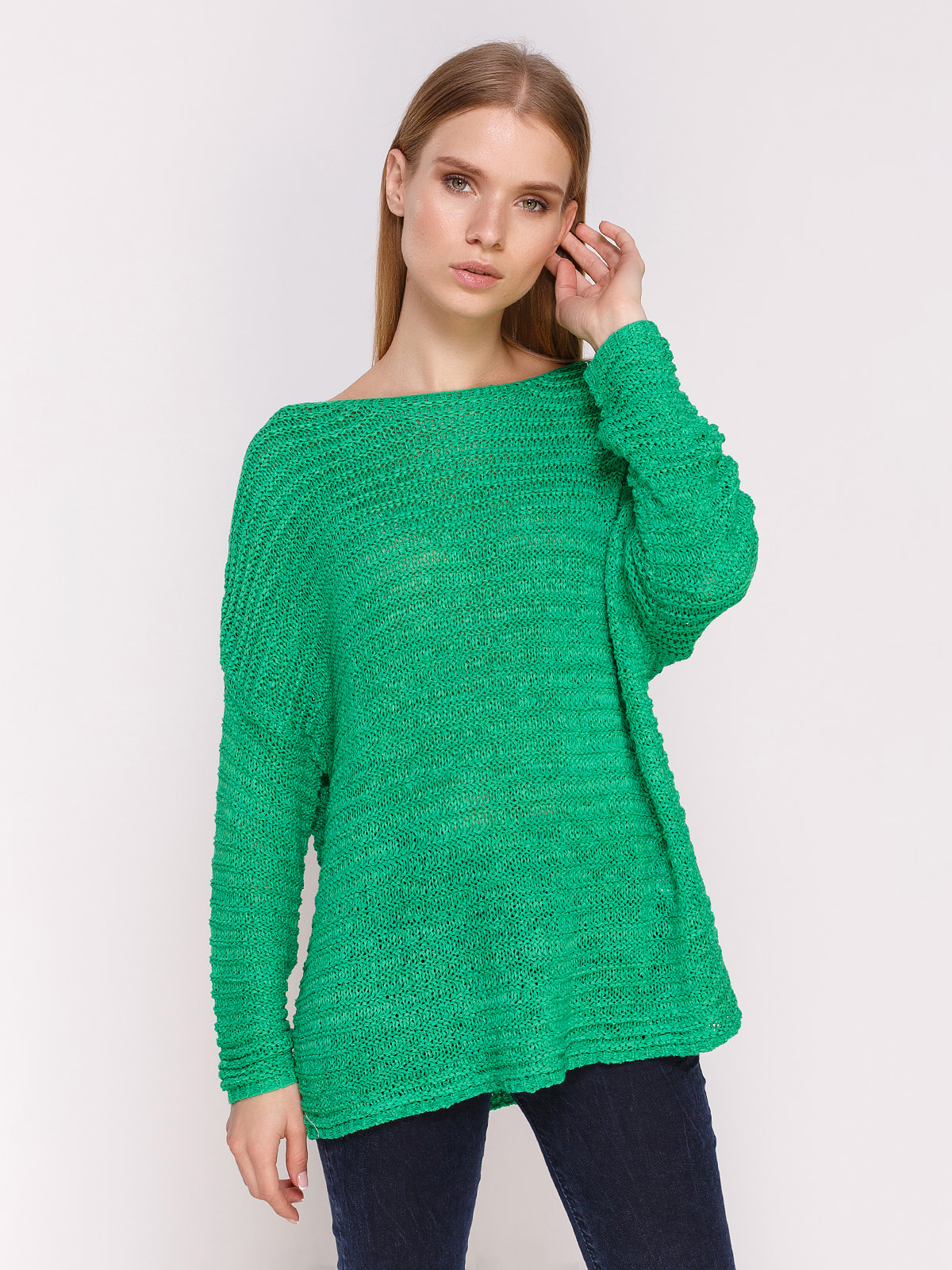 Джемпер зеленый | 4646825