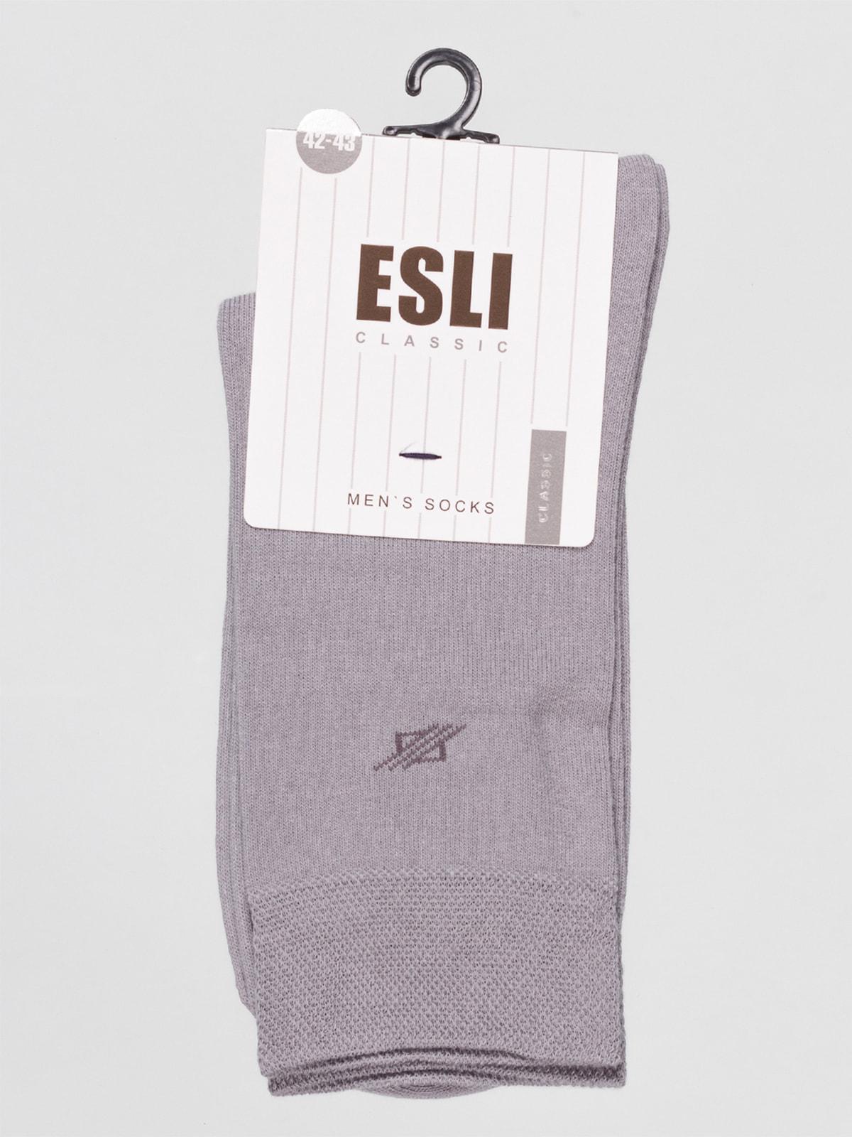 Шкарпетки сірі | 4663424