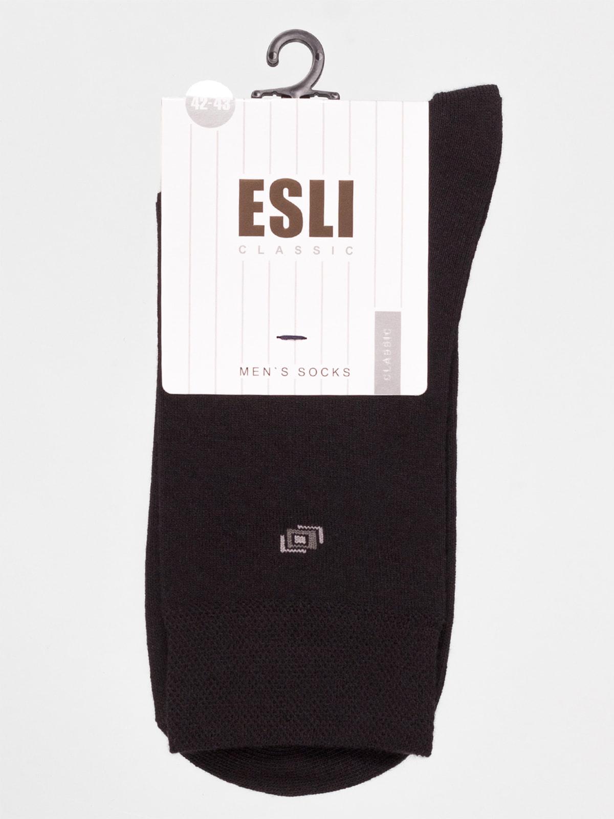 Носки черные | 4663426