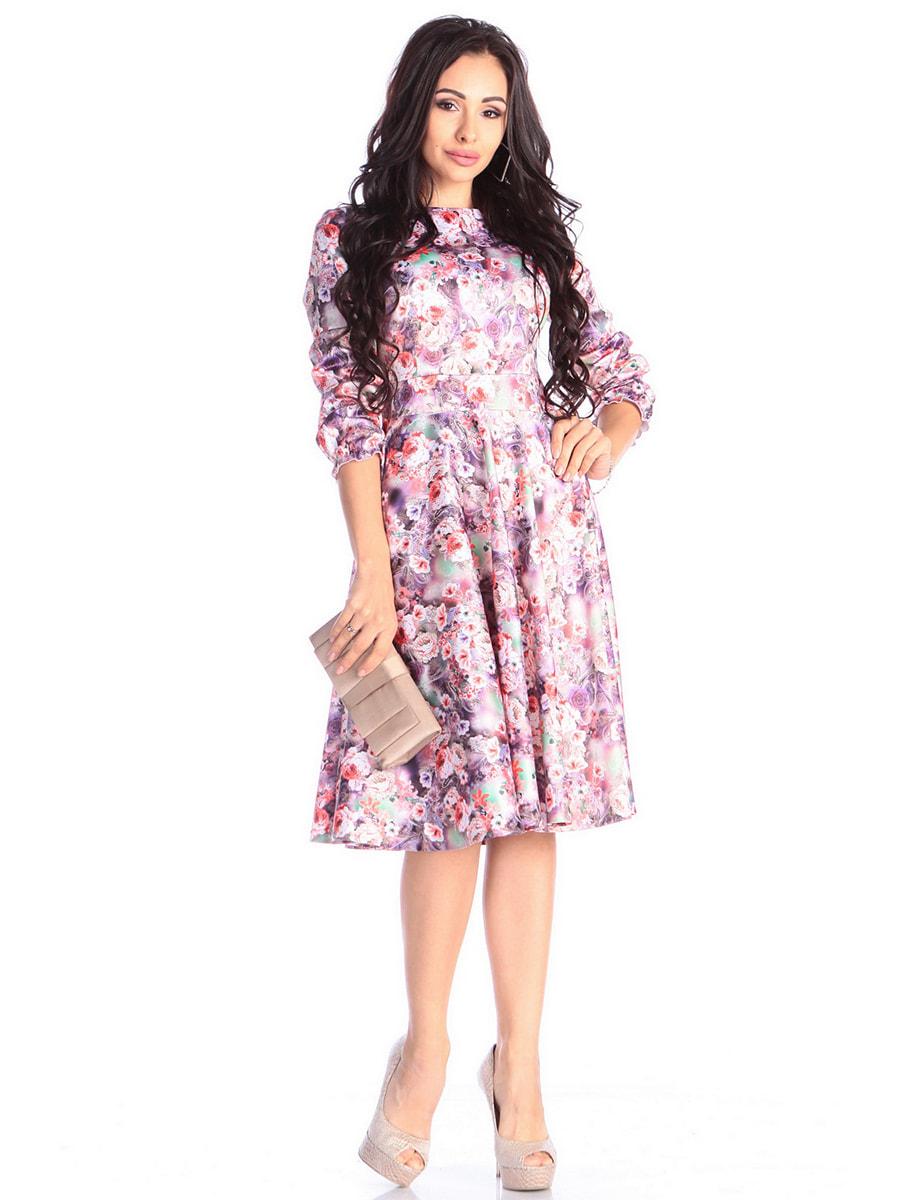 Сукня в принт | 4695105