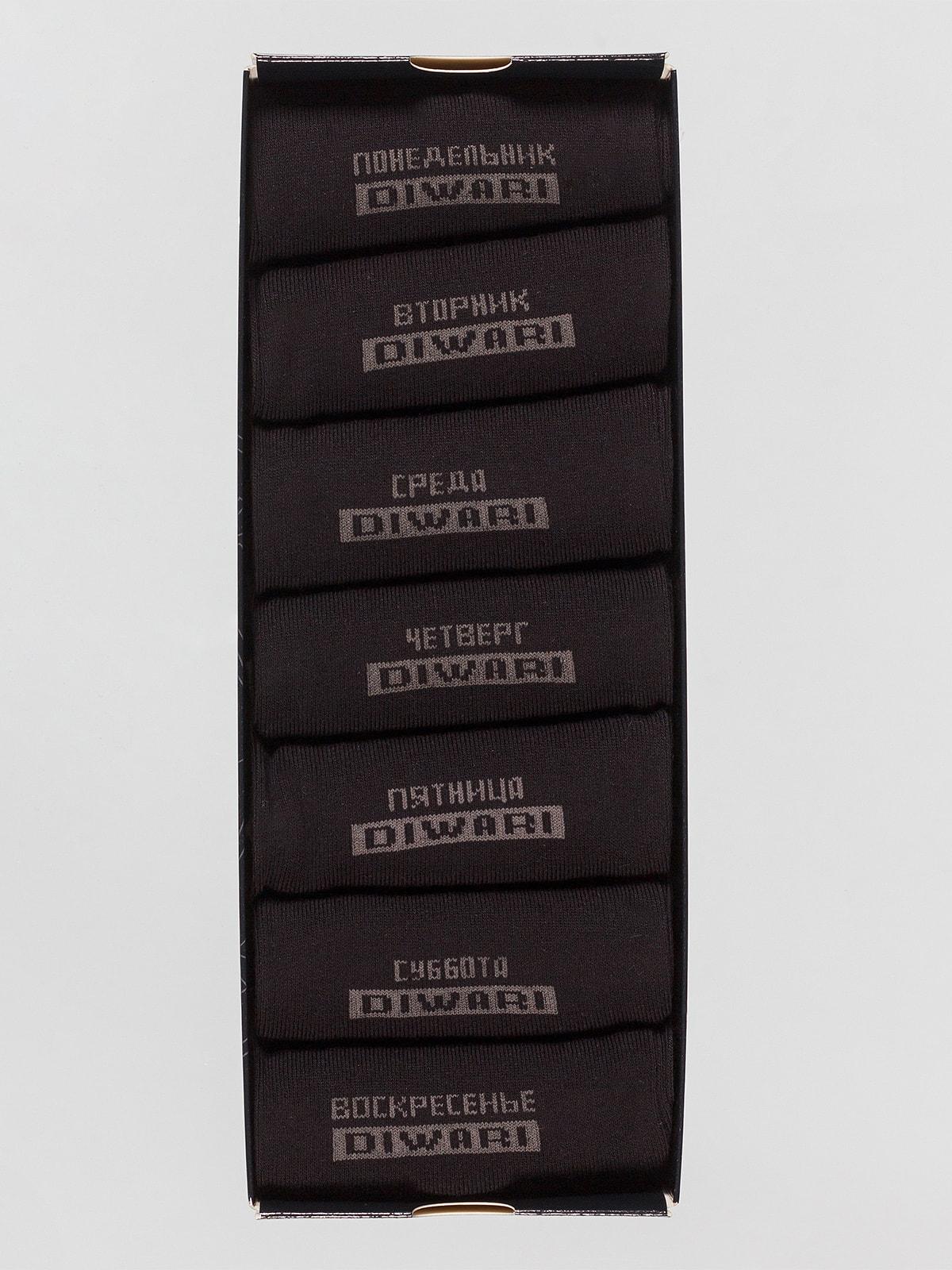 Набор носков (7 пар) | 4451148 | фото 2
