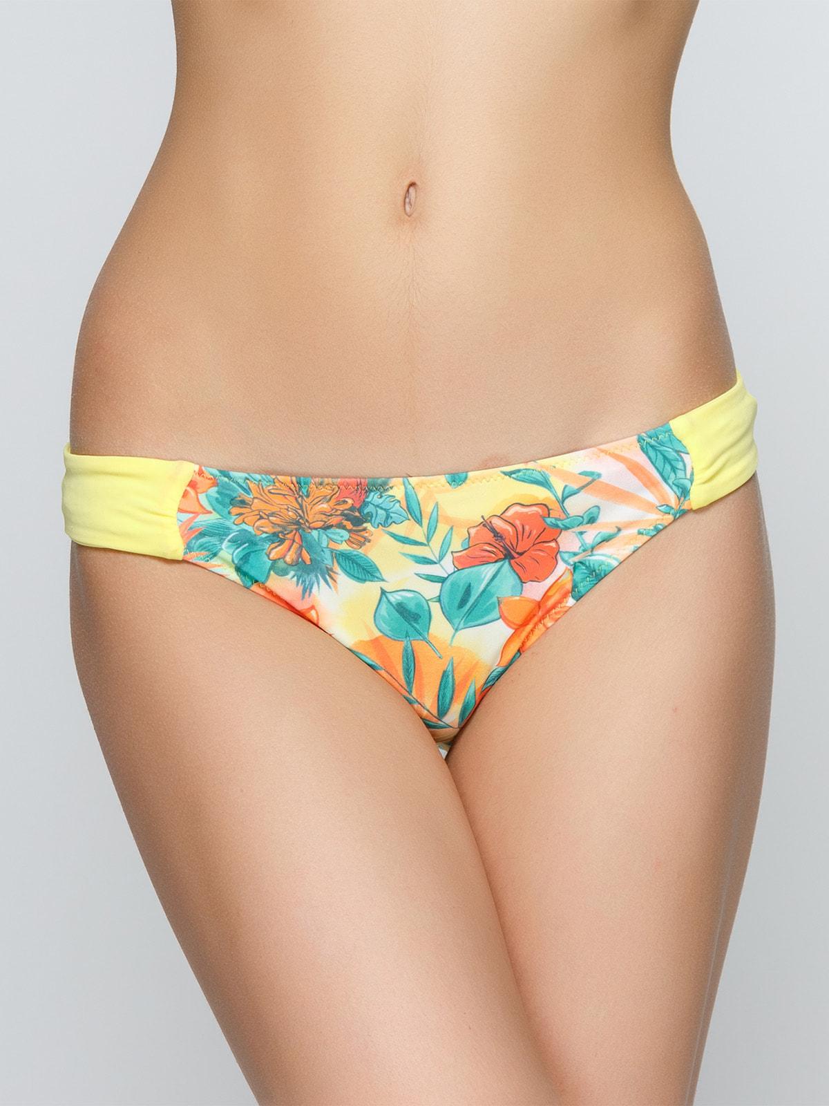 Труси лимонного кольору купальні   4646988