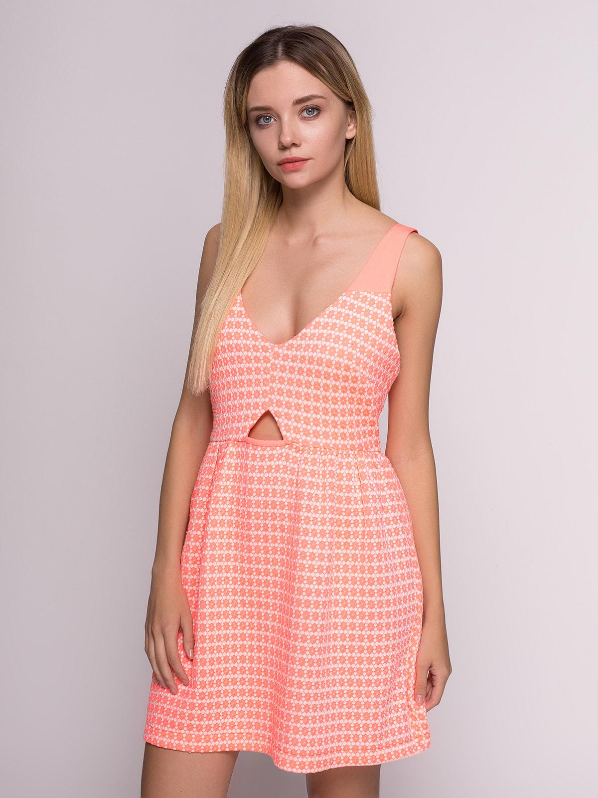 Сукня коралова | 4640977