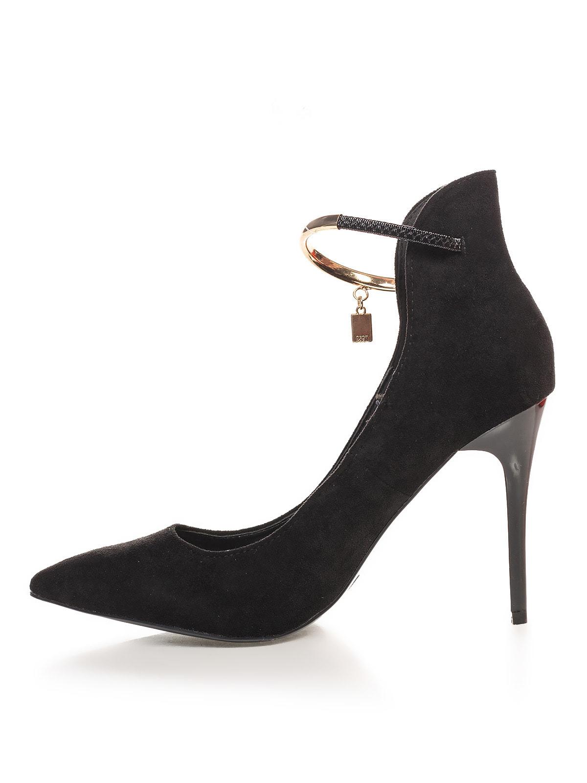 Туфли черные | 4692863 | фото 2