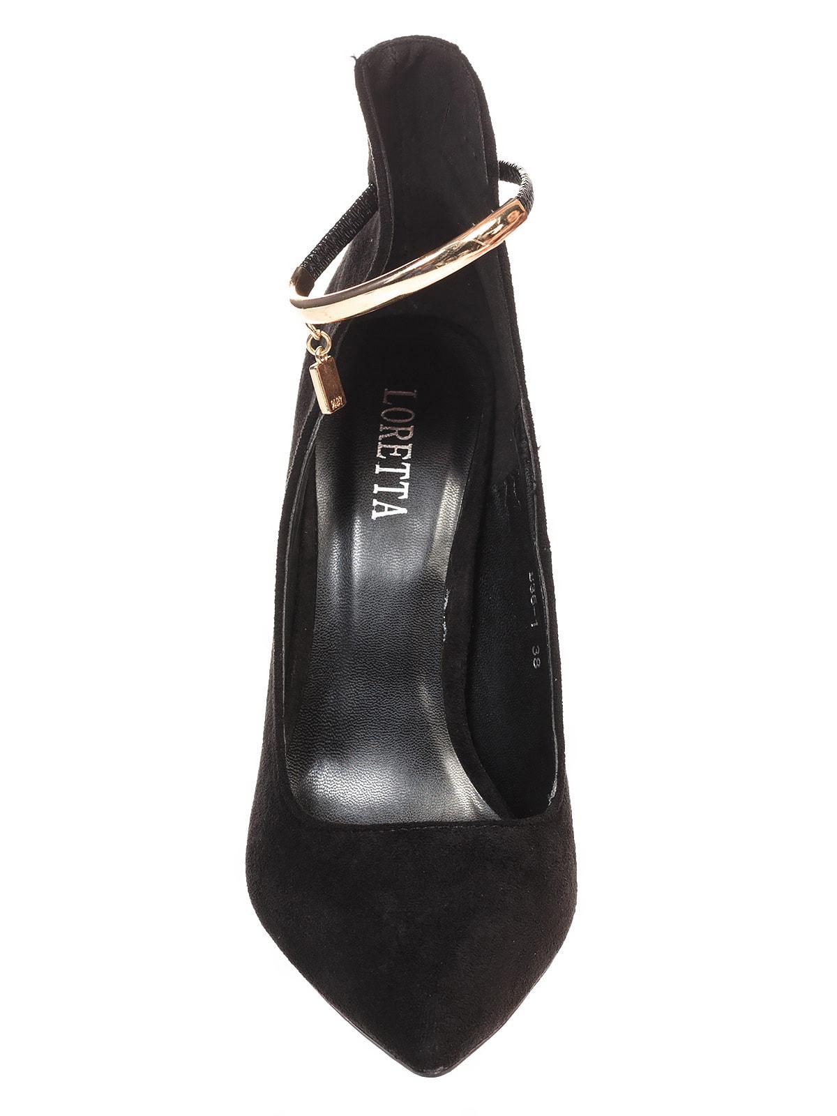 Туфли черные | 4692863 | фото 4