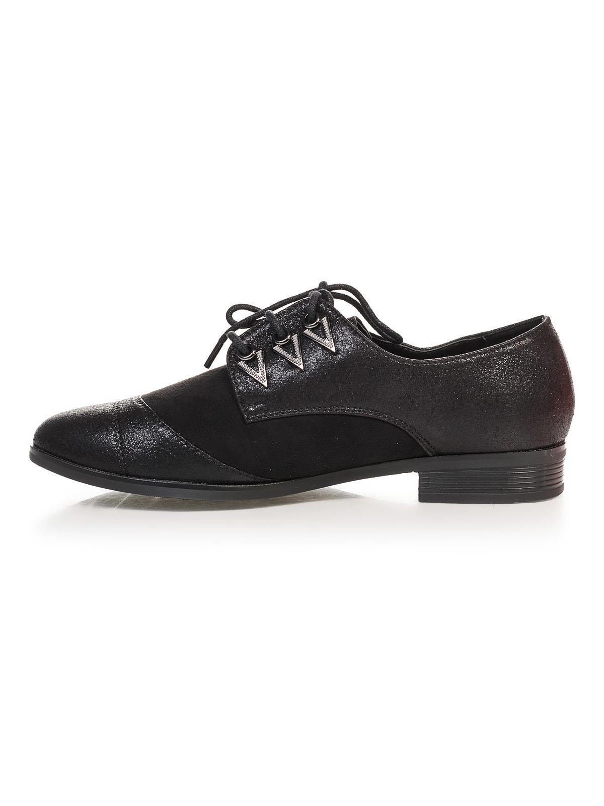 Туфли черные | 4692835 | фото 2