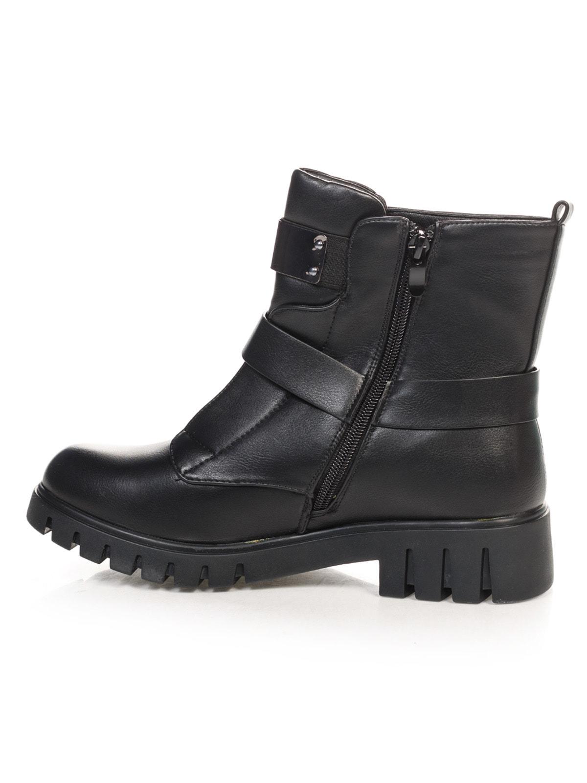 Ботинки черные | 4688275 | фото 2