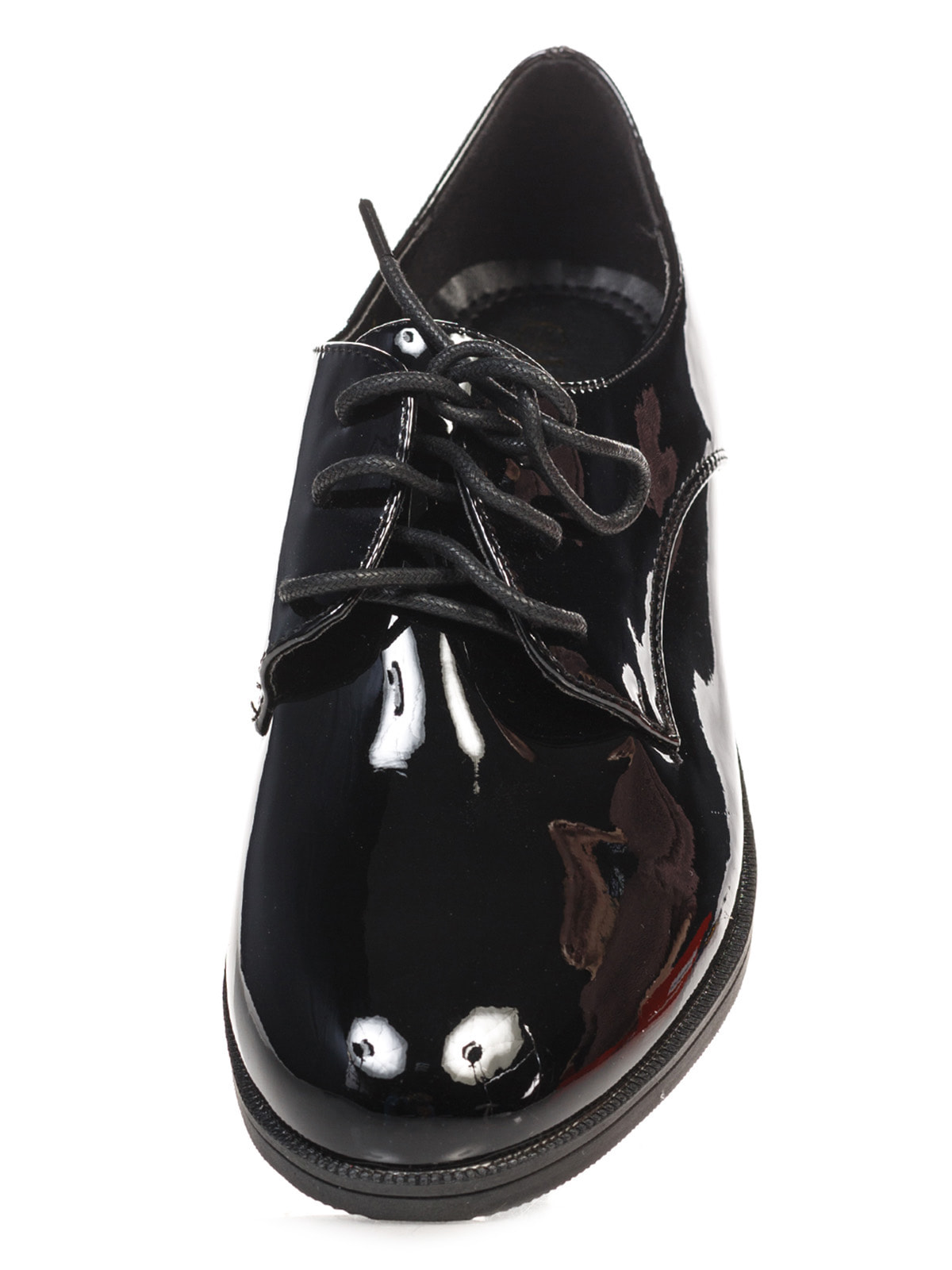 Туфли черные | 4692811 | фото 4
