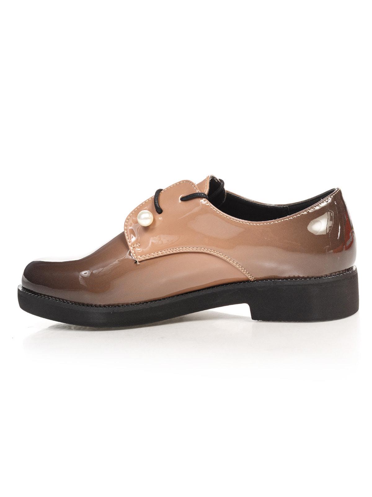 Туфли коричневые   4692814   фото 2