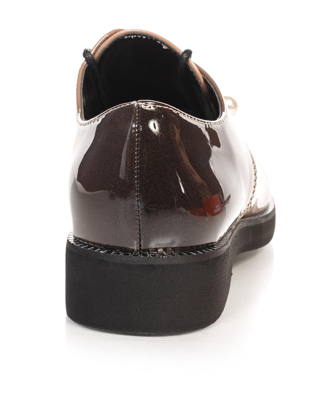 Туфли коричневые   4692814   фото 3