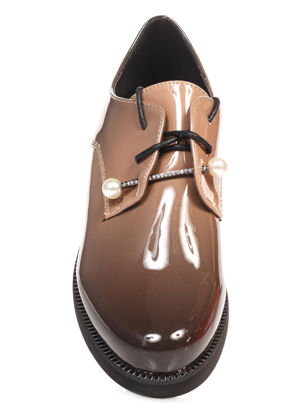 Туфли коричневые   4692814   фото 4