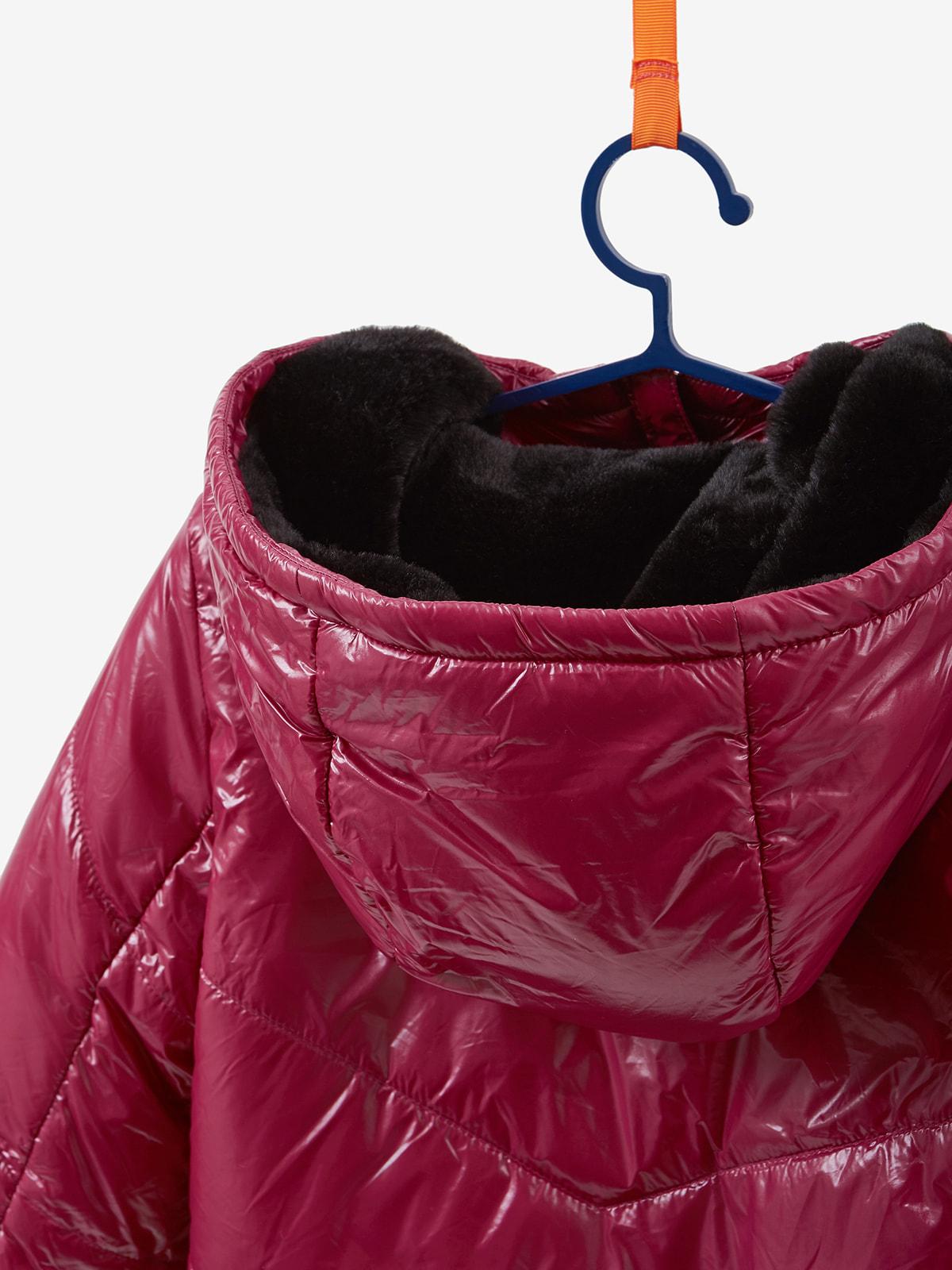 Куртка темно-малиновая | 4649212 | фото 2