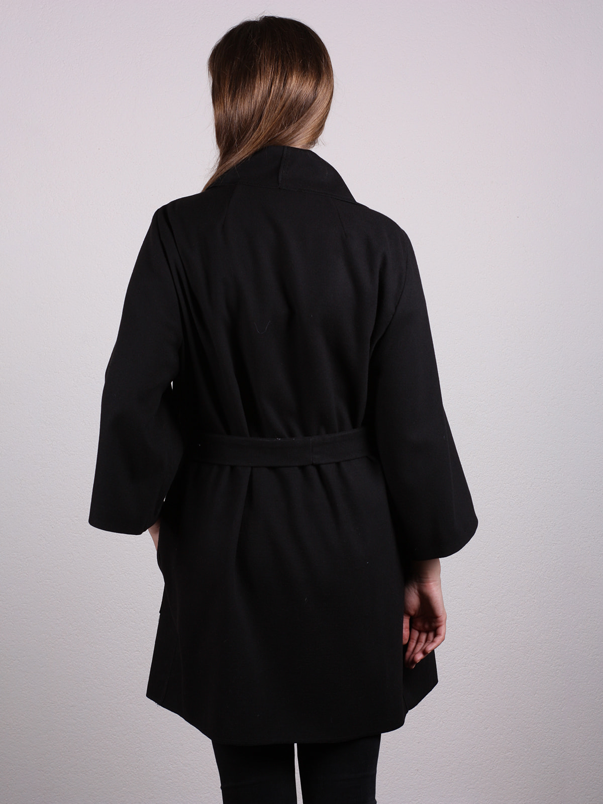 Пальто черное | 4697594 | фото 3
